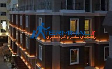 هتل سلطانیااستانبول
